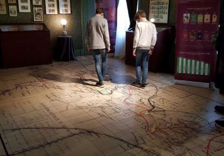 la maison de Jules Verne