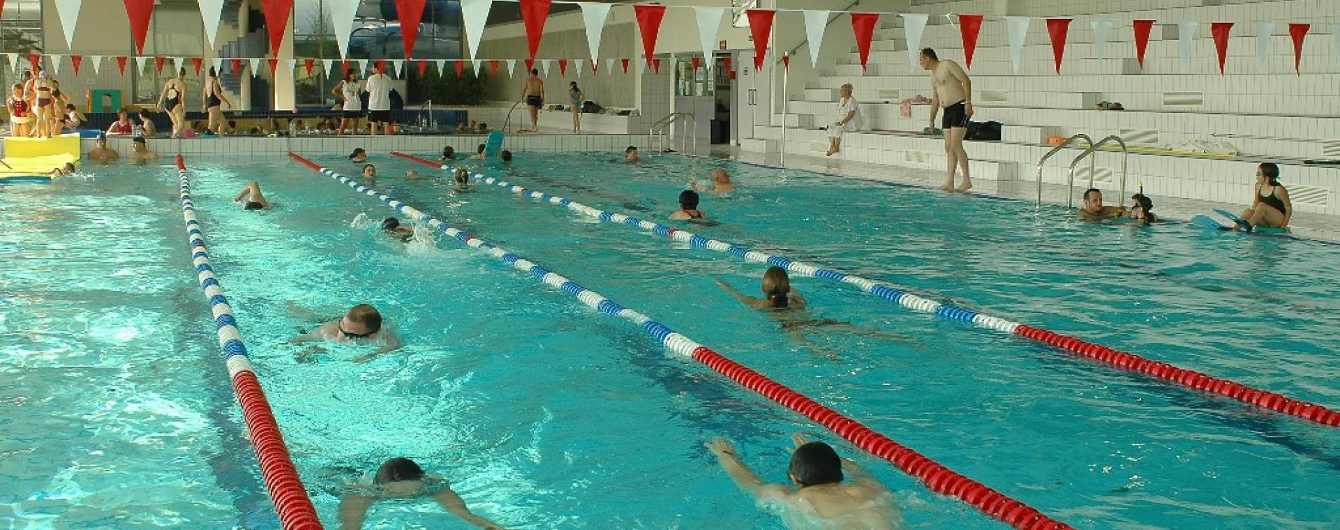 Alméo - bassin sportif