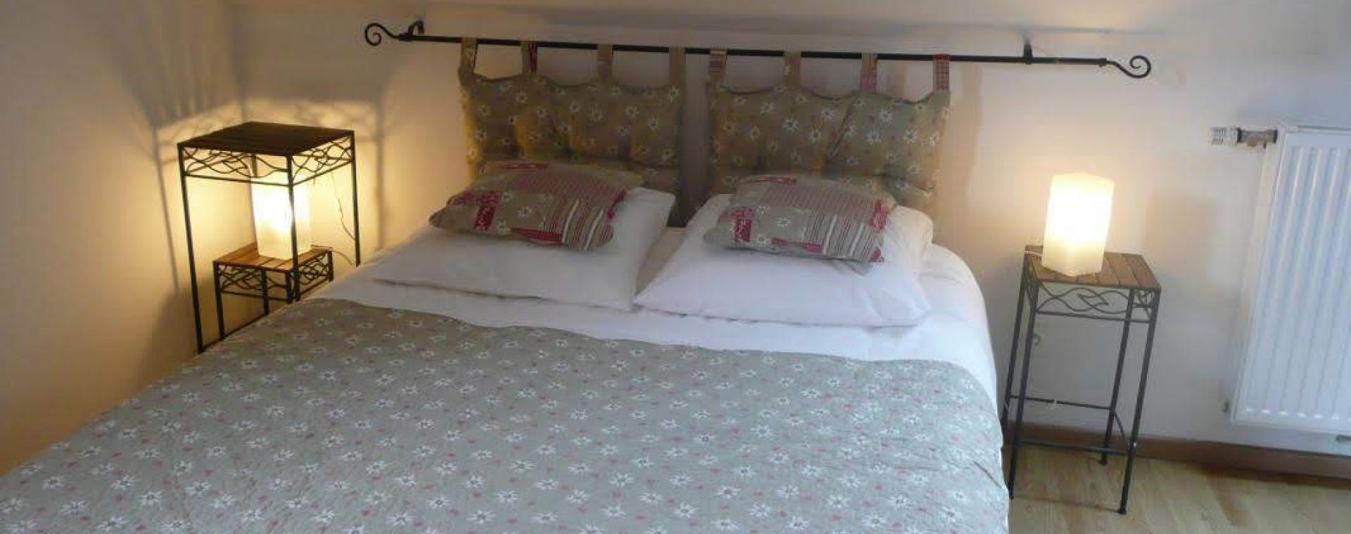Photo d'une chambre aux Kintrabell de Saveuse