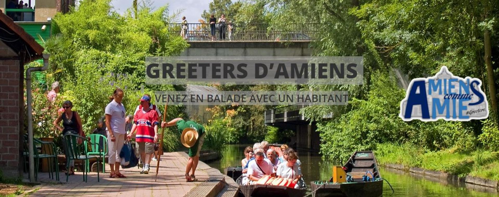 Greeters d'Amiens