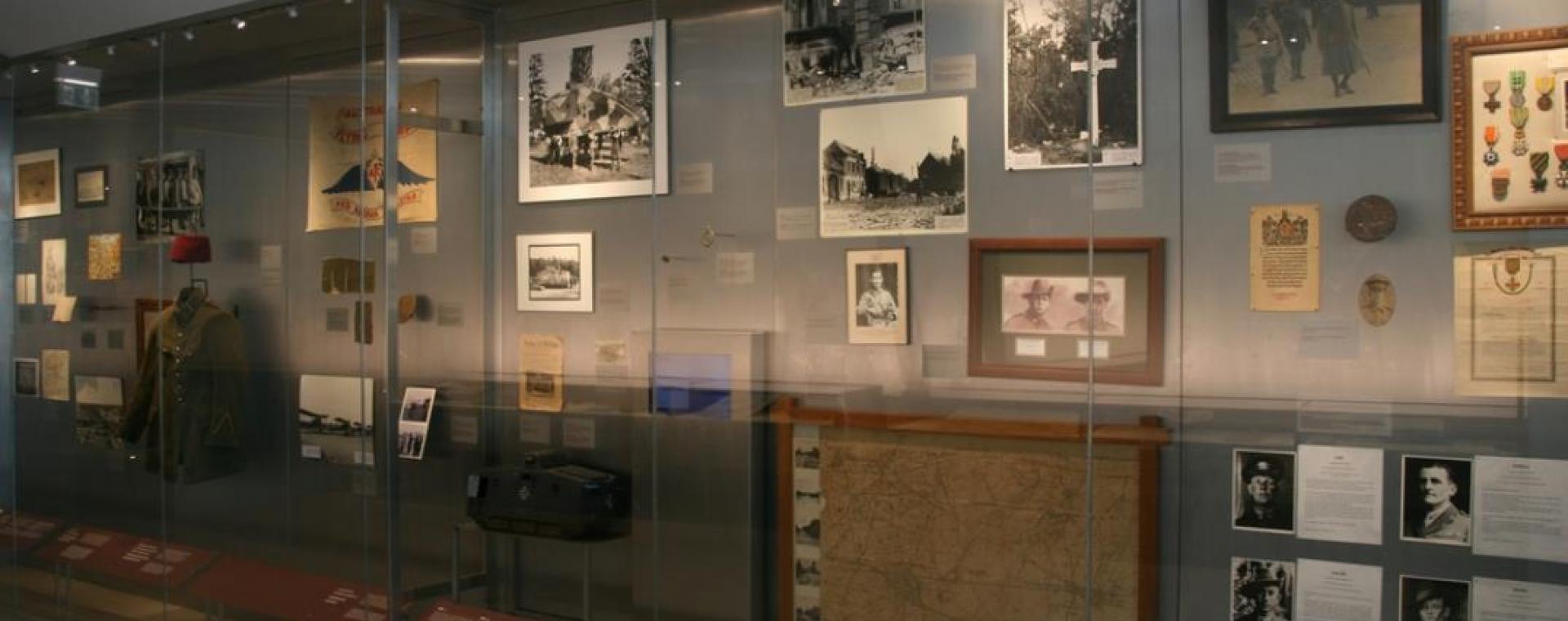 Musée Franco-Australien de Villers-Bretonneux