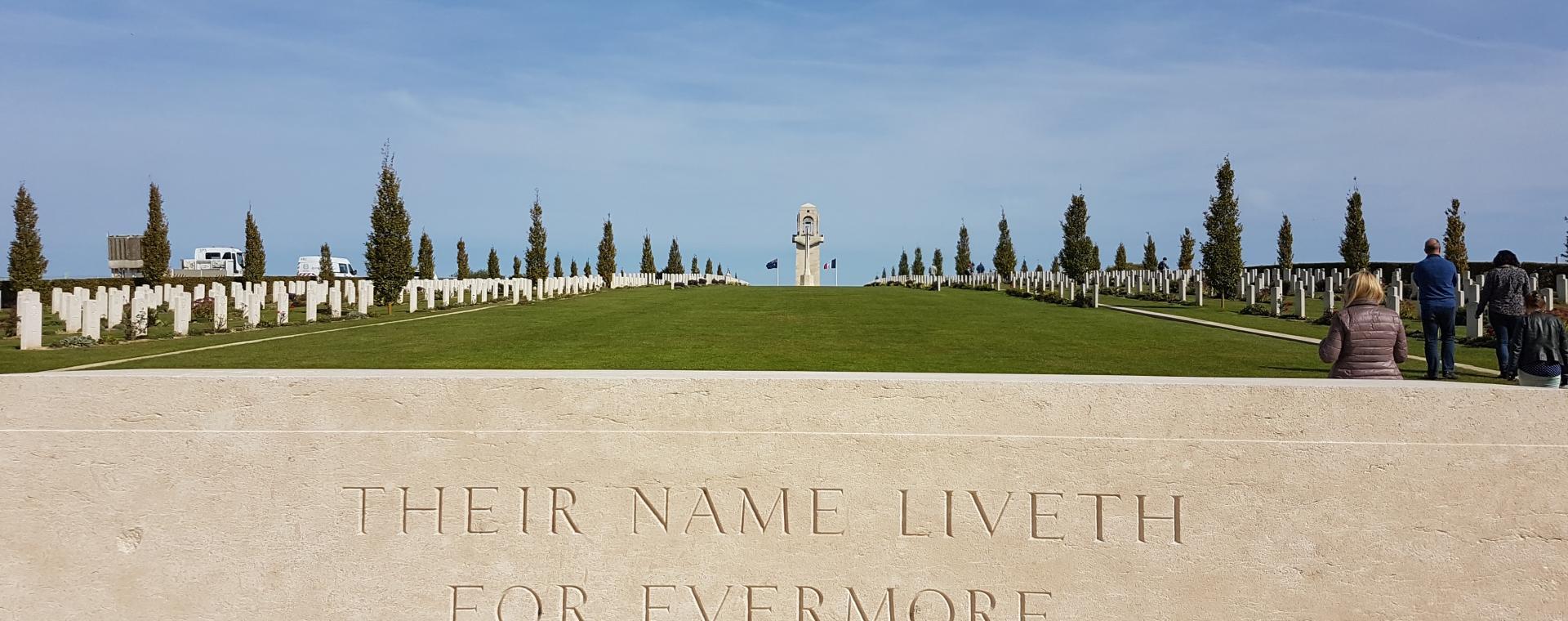 Mémorial australien Villers Bretonneux