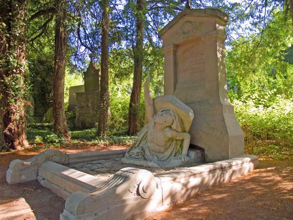 tombeau Jules Verne