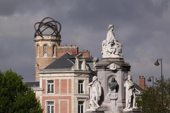 Monument des Illustrations Picardes