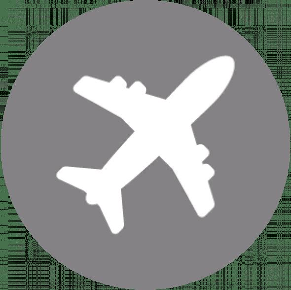 Pictogramme avion