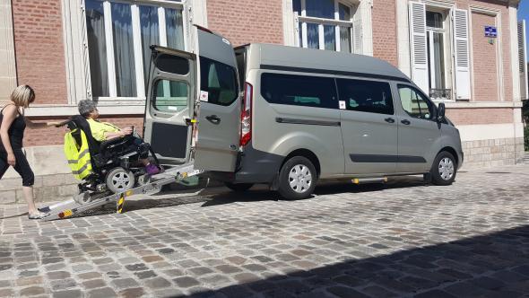 Transport Adapté à la demande