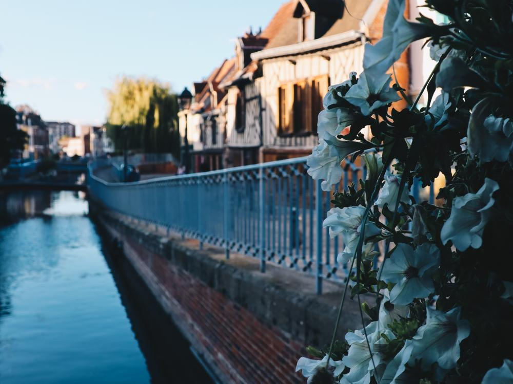 La petite Venise du Nord