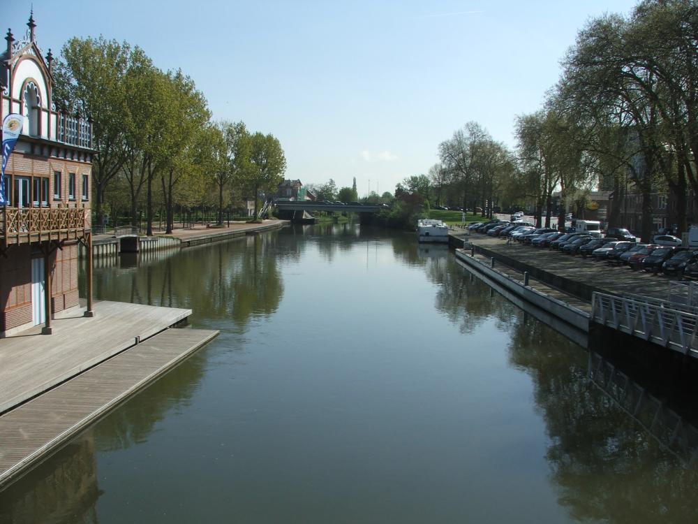 Halte Port d'Amont
