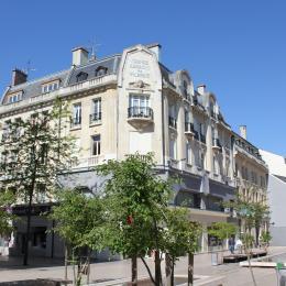 Rue Cauvin