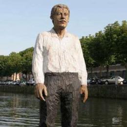 L'homme sur sa bouée - Balkenhol