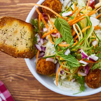 Cuisine saine et veggie