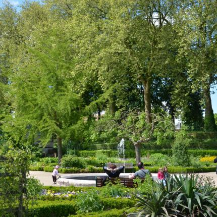 Jardin des plantes d'Amiens